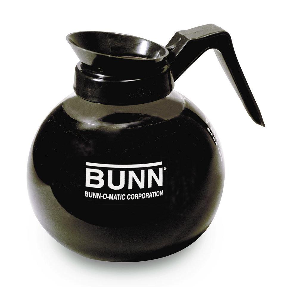Bunn - 42400.0103 64 Oz. Black 12-Cup Coffee Decanter Model #: 42400.0103 818343
