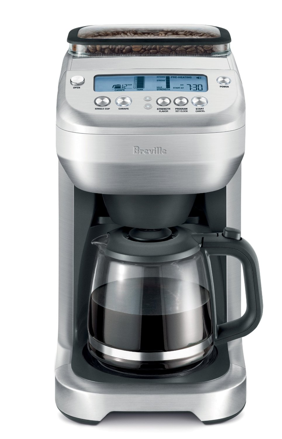 Breville Coffee Maker Replacement : Breville Replacement Carafes
