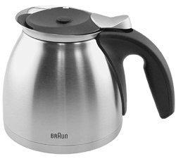 Braun - Braun Coffeemaker Metal Thermo Jar 7050-581
