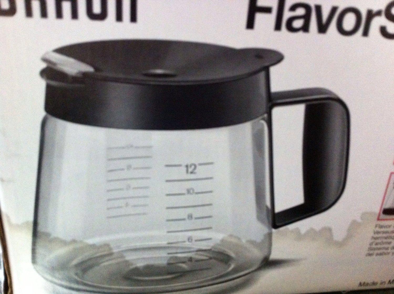 Braun - Braun Flavor Select with Flavor Seal Carafe Coffee Decanter KFK 12 C