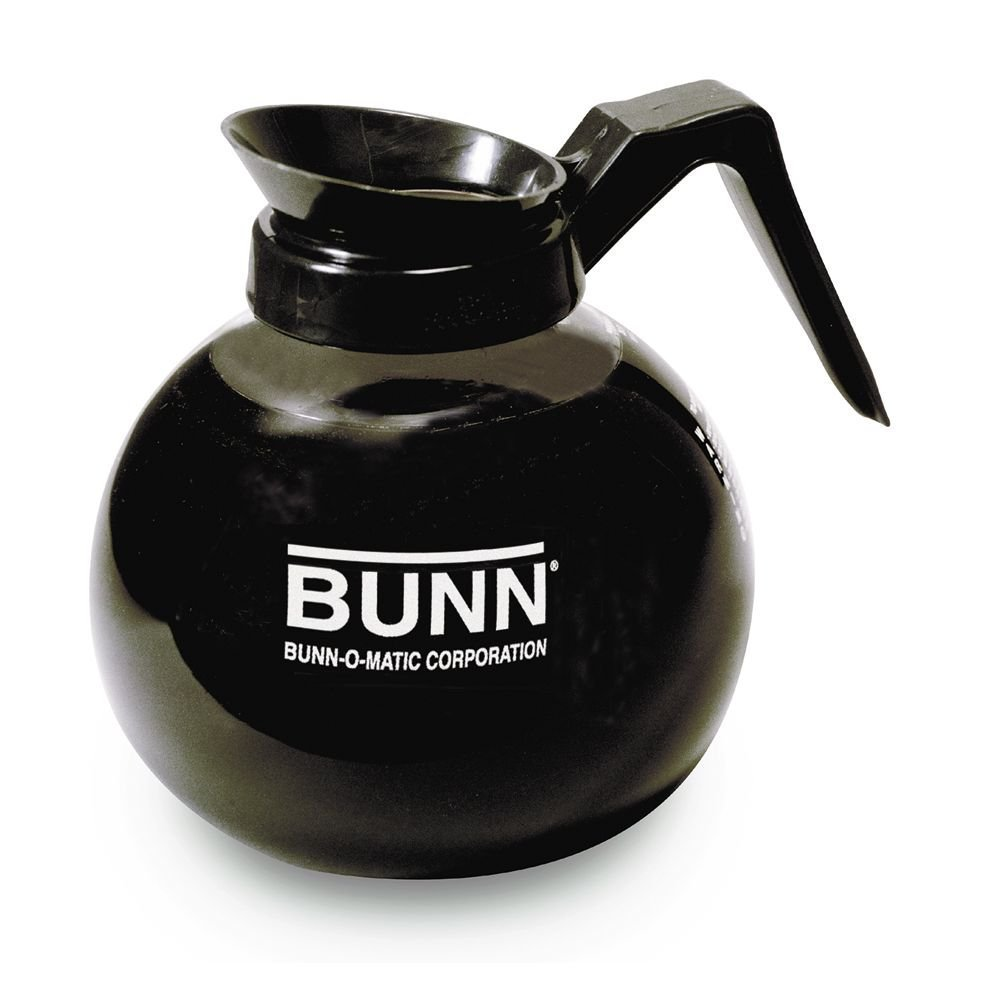 Bunn - 42400.0103 64 Oz. Black 12-Cup Coffee Decanter Model #: 42400.0103 818343