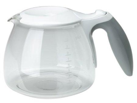 Braun - Braun KFK500-WH AromaDeluxe 10-Cup Replacement Carafe, White