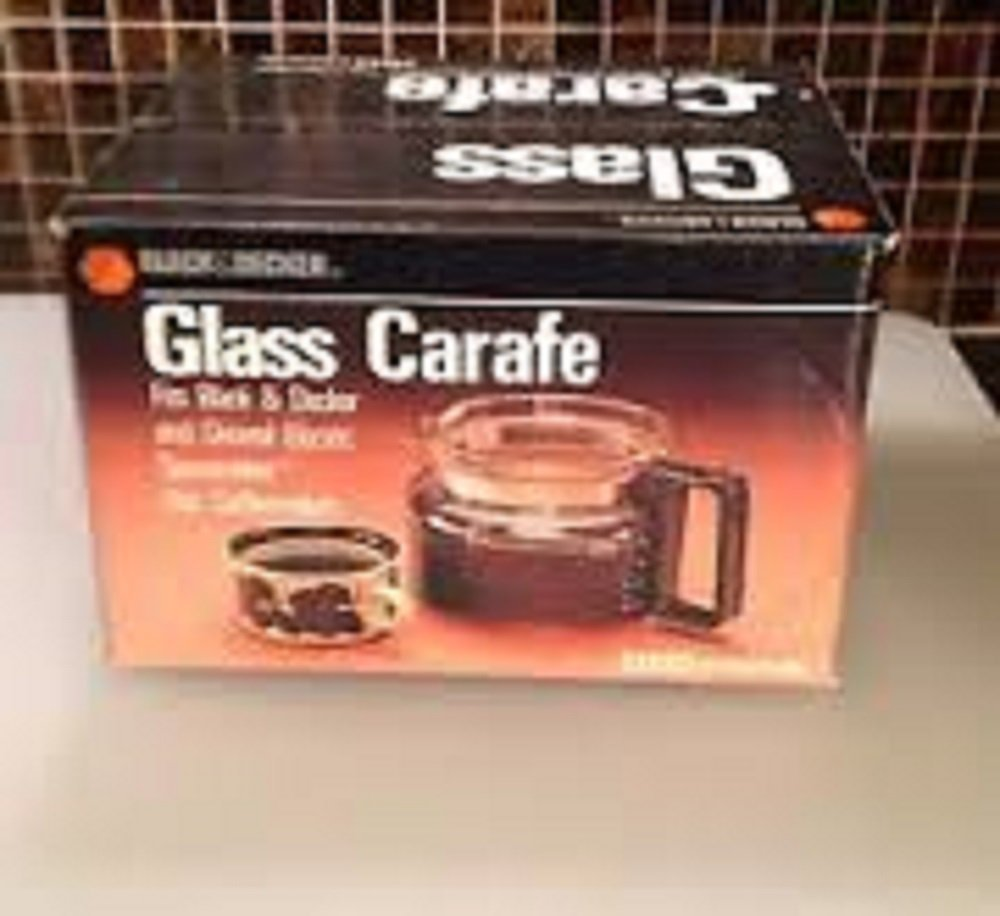 Black & Decker  - Glass Carafe