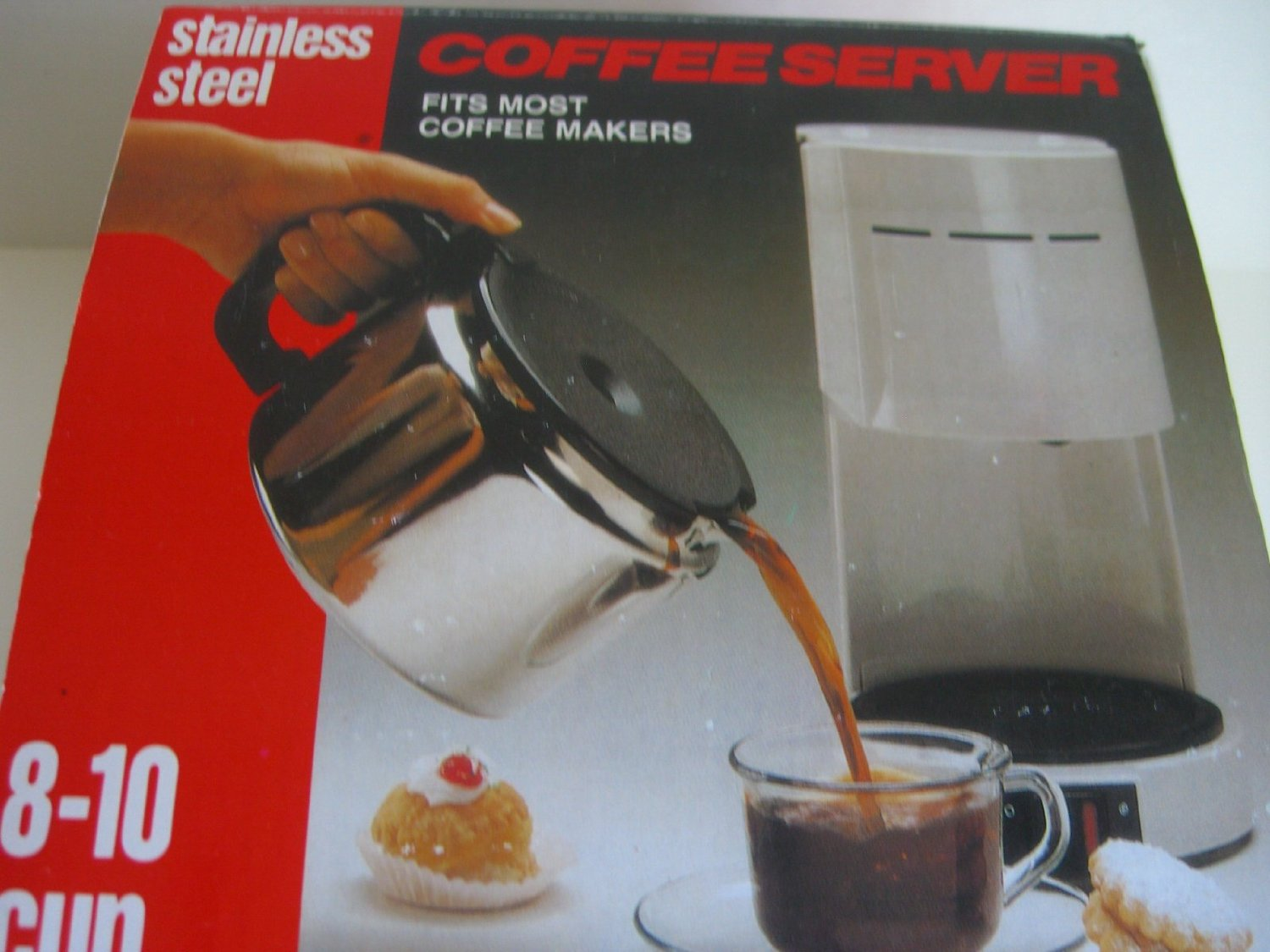 Melitta Coffee Maker Carafe