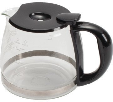 Jerdon -  Coffeemaker Replacement Carafe